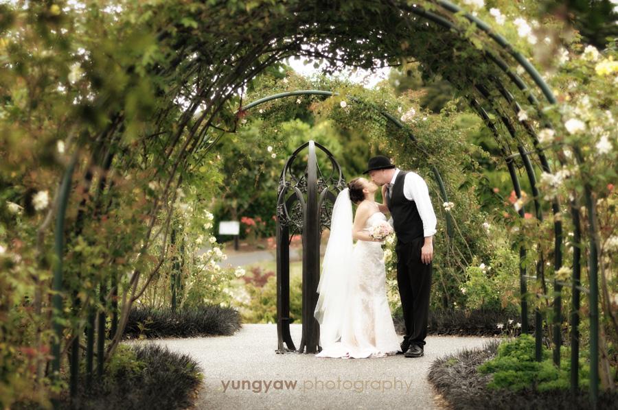 Daphne + Steven Wedding (Auckland)
