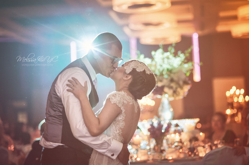 Melissa & YC Wedding