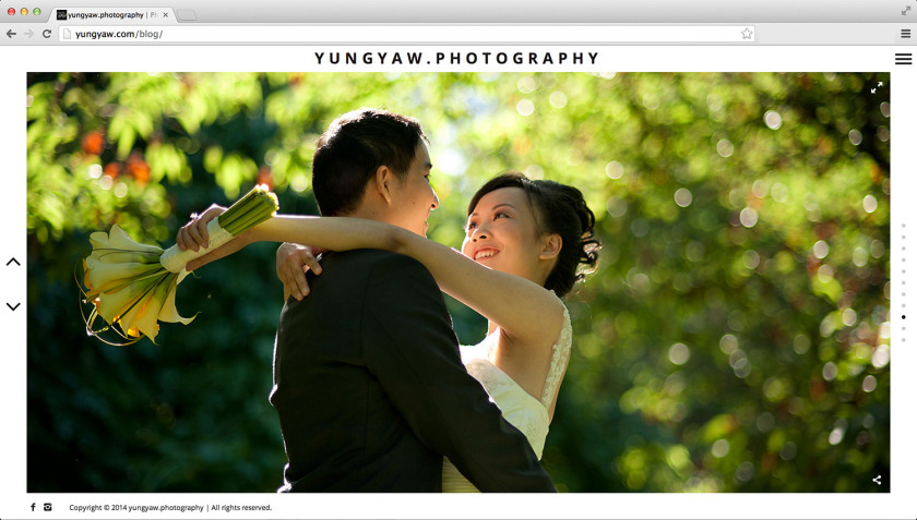 New Look for yungyaw.com
